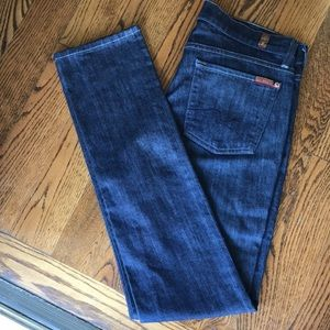NWOT 7 For All Man kind size 28 jeans pants